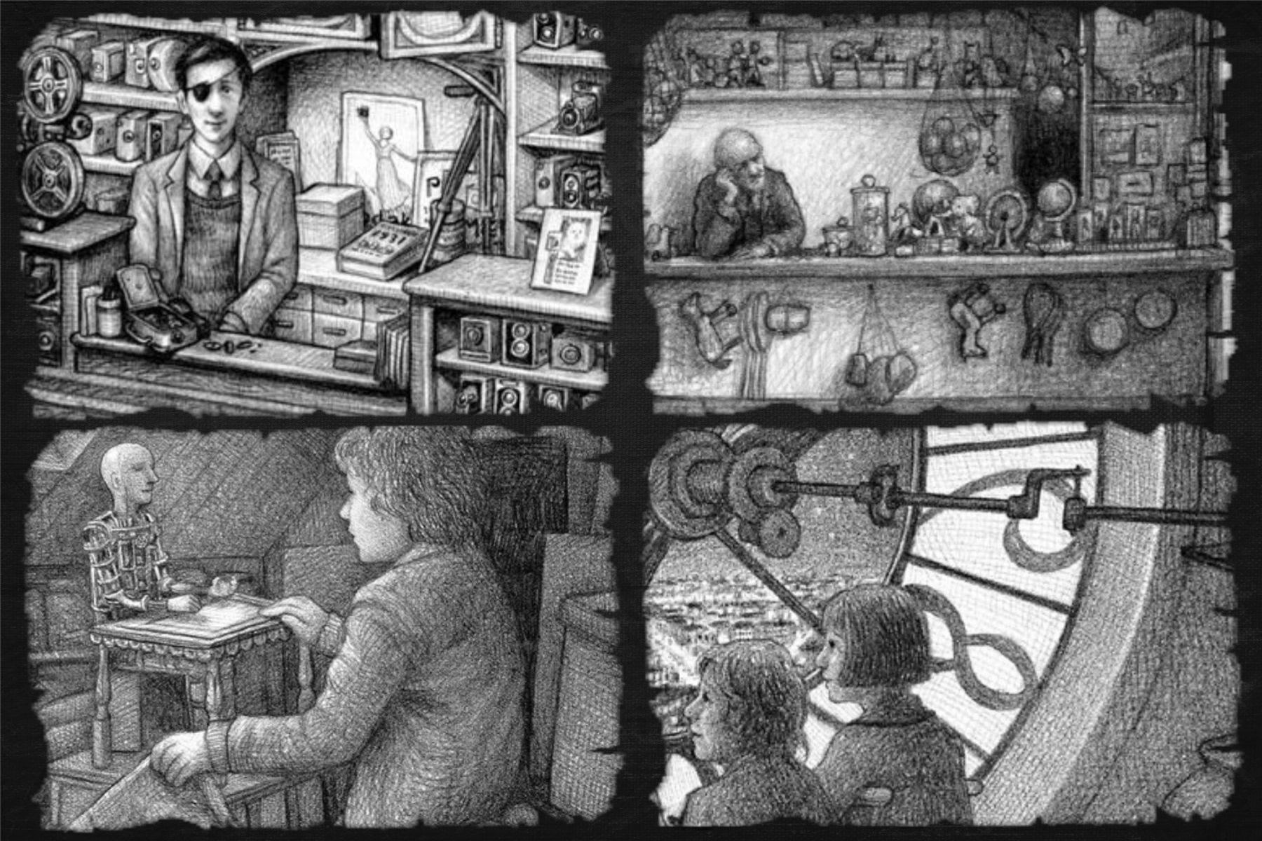 Hugo Cabret Libro Goodreads The Invention Of Hugo Cabret By Brian Selznick