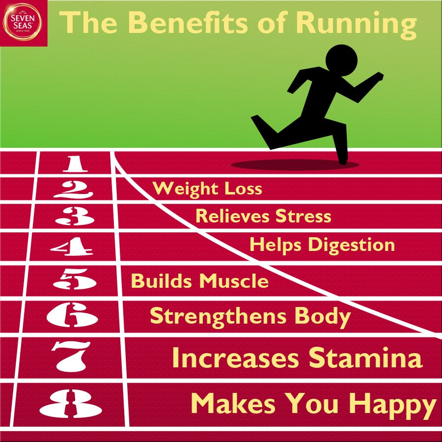 There are a lots of ways running can benefit you