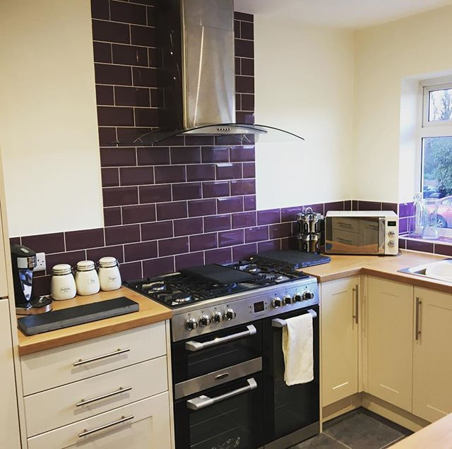 Another gorgeous Howdens kitchen fitted by one of our lovely ...
