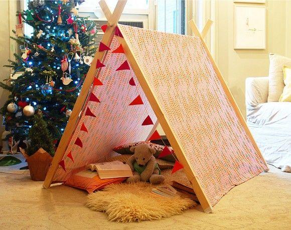 playtime: indoor tent   Blog   Oliver + S