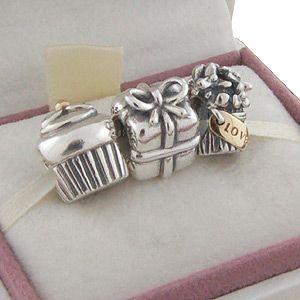Pandora Birthday Bracelet Set