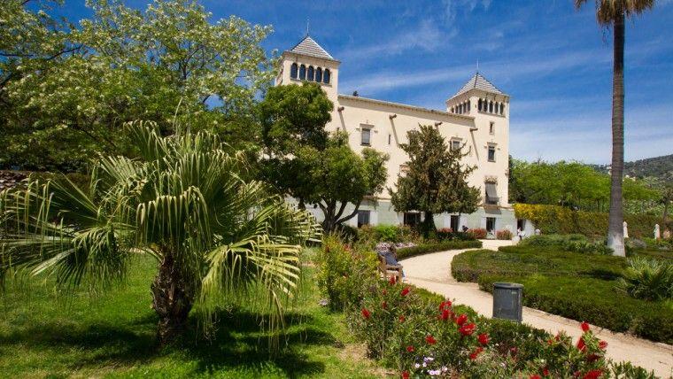 Un jardín escondido en Sarrià - Barcelonette