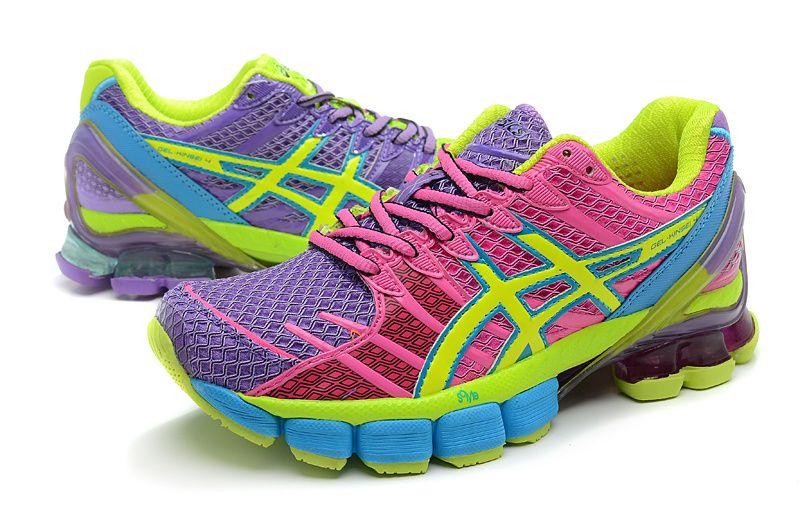 Asics GEL KINSEI 4 Symmetrical Womens Running shoes | Womens ...