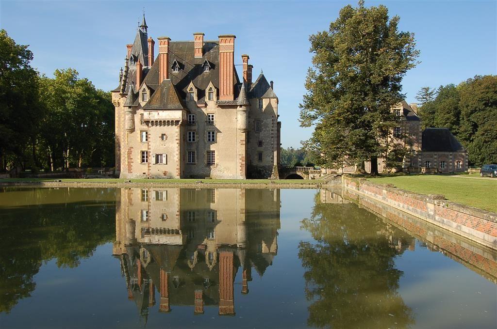 Château d'Avrilly à Trévol (Allier)