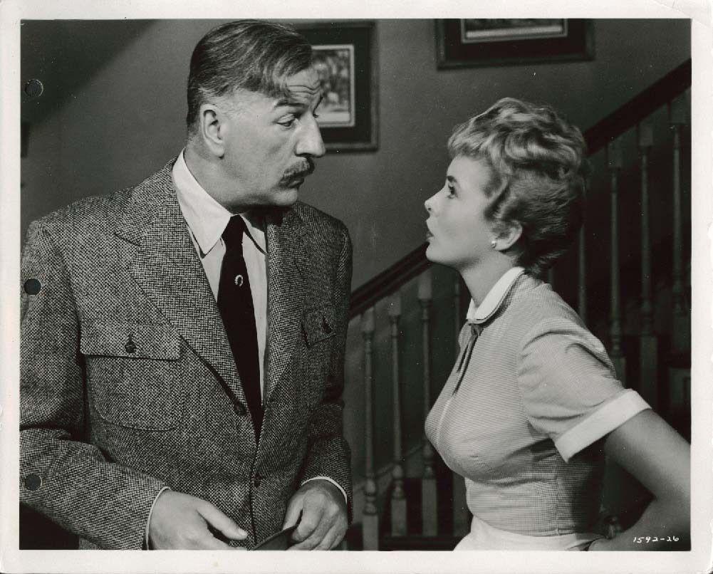 Louis Calhern & Janet Leigh