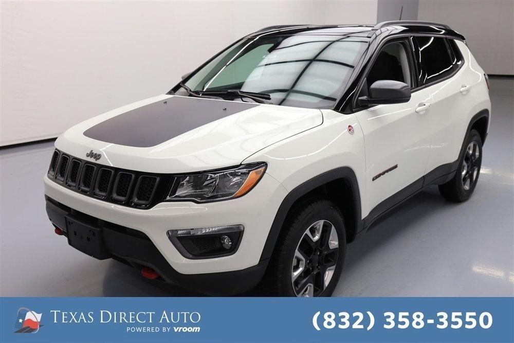 eBay 2018 Jeep Compass Trailhawk Texas Direct Auto 2018