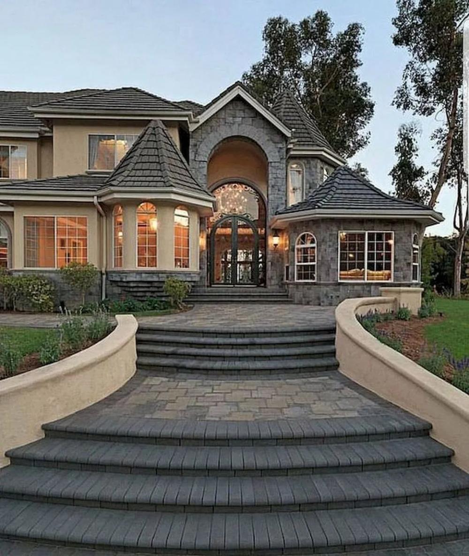 40 most beautiful modern dream house exterior design ideas on most popular modern dream house exterior design ideas the best destination id=27834