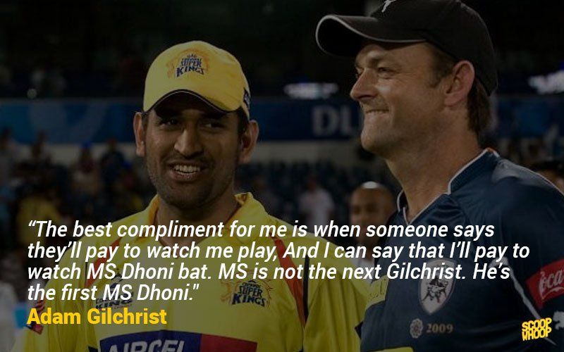 Whatta playa as Shastri would say! Dhoni quotes, Cricket