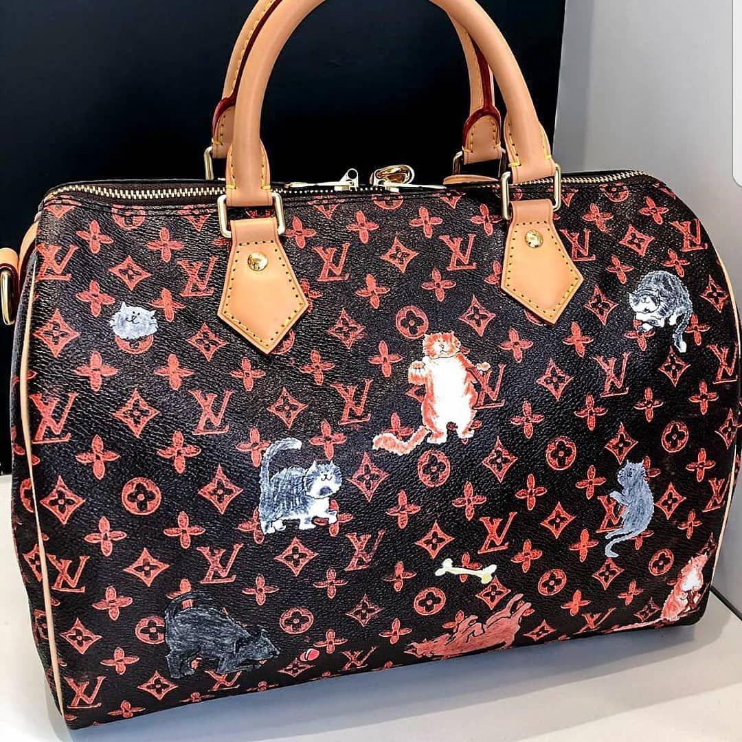 0bfbaebc9a Vuitton x Grace coddington collection #louisvuitton #vogue ...
