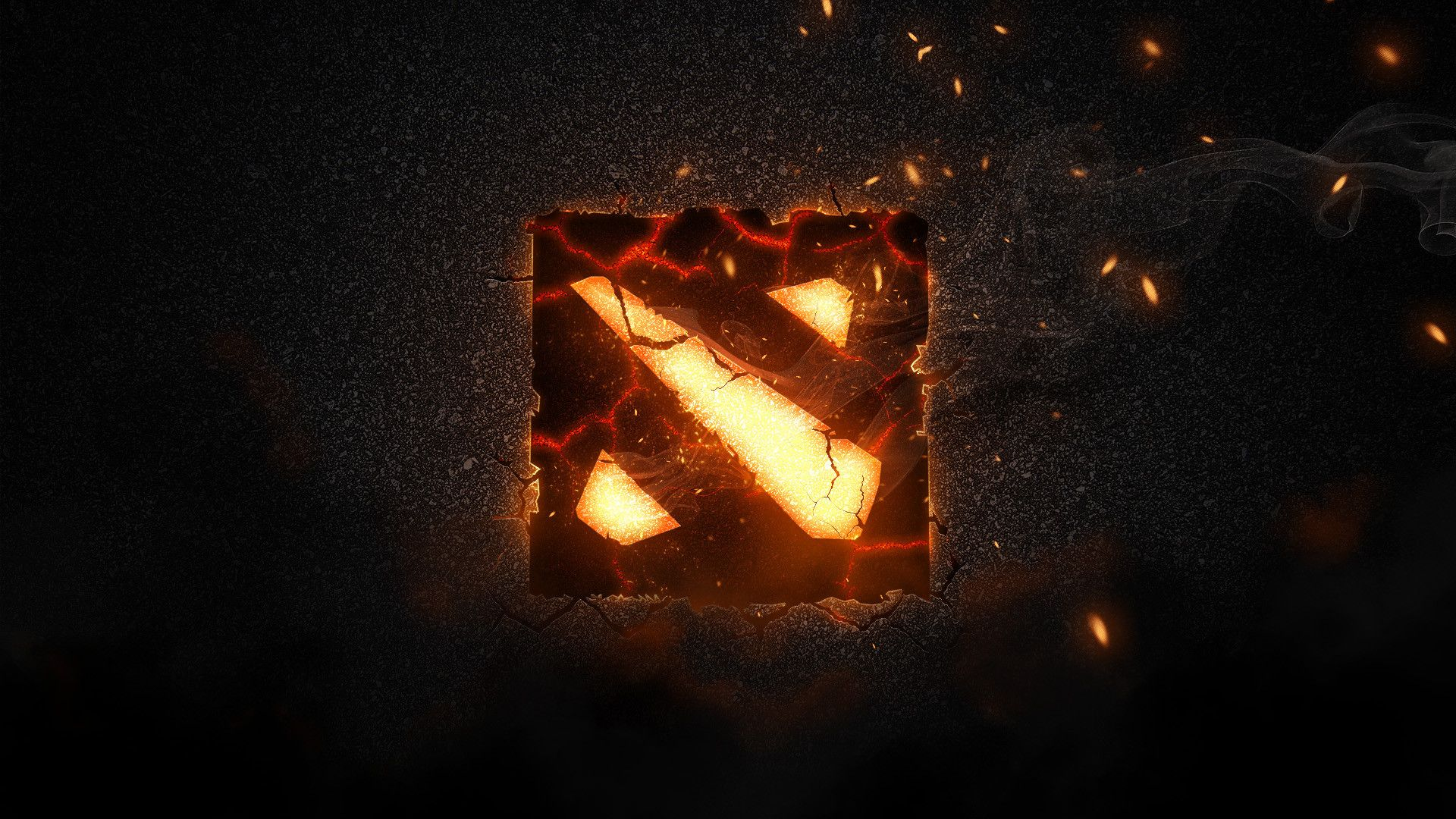 Dota 2 Logo High Resolution Wallpapers Backgrounds http