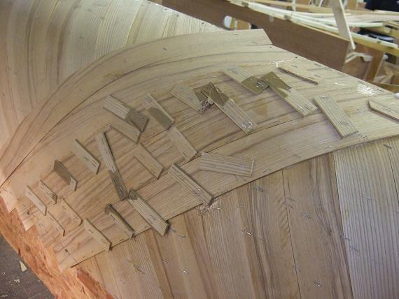 16′ Outrigger Sailing Canoe – Hannah Jenkins – Boat Building Academy