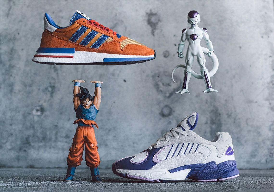 adidas Dragon Ball Z Latest Release Info | SneakerNews.cm