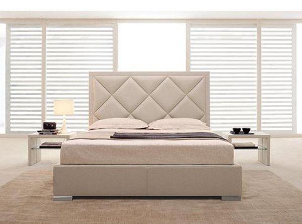 Cabeceira Estofada Branca Modelos Beds Cabeceira Cama