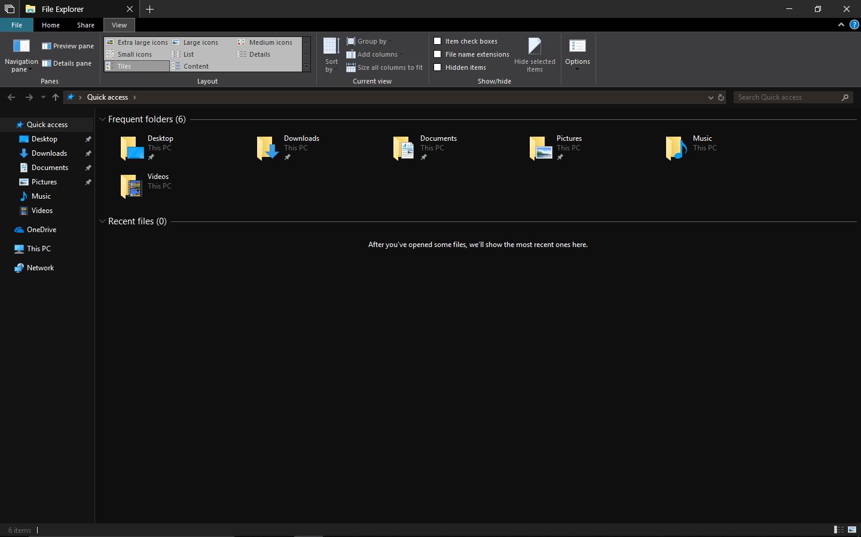 Here S How To Enable It Newsdesktoday Desktop Wallpaper Hd Desktop Dark Windows