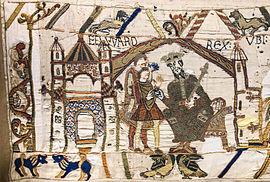 Pin De Mario Torralbo En Tema 57 El Arte Románico Tapiz De Bayeux Bordado Medieval Dibujos Medievales