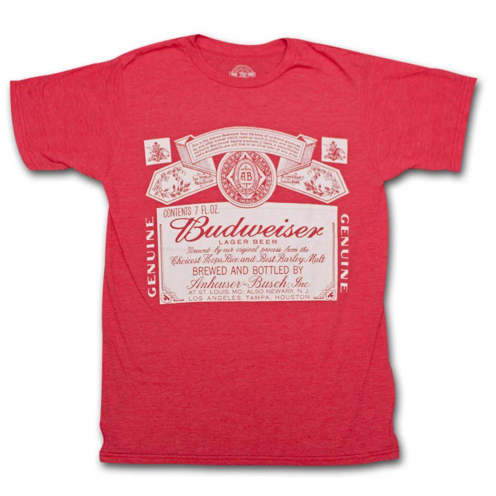 Shirt design brands - Red T Shirt