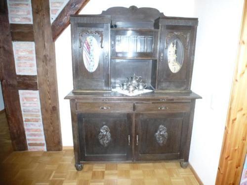 Altes Buffet, Schrank,Anrichte,Küchenbuffet,Antik in Brandenburg - ebay kleinanzeigen wohnzimmerschrank