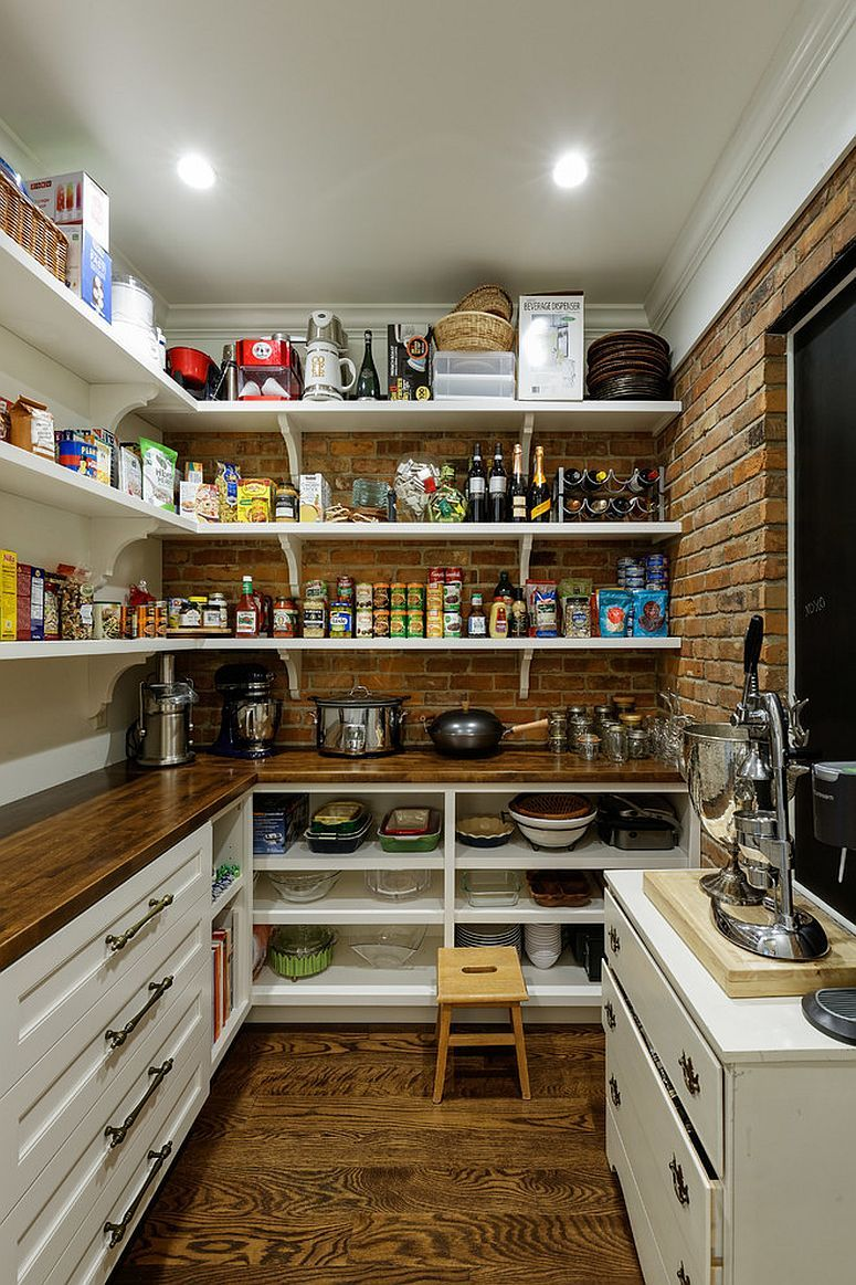 Finding The Right Pantry For Your Kitchen Styles Size And
