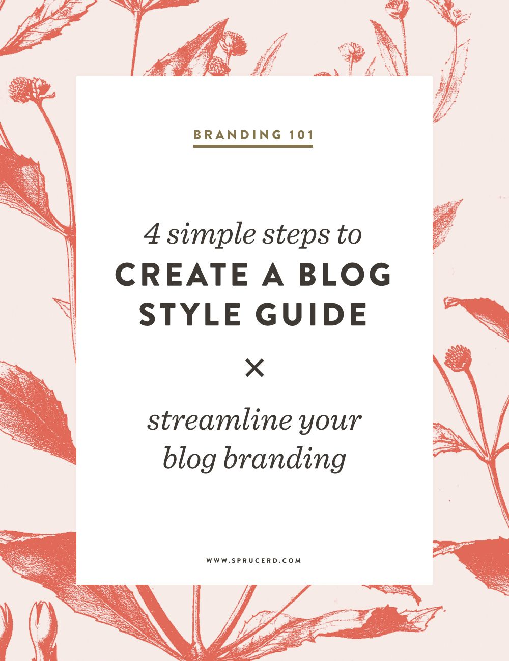4 simple steps to Create a Blog Style Guide Blog style