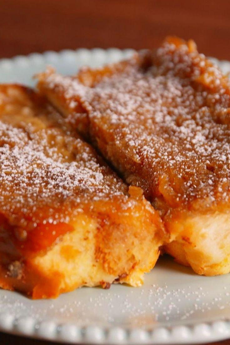 CREME BRULEE FRENCH TOAST – BREAKFAST RECIPE images