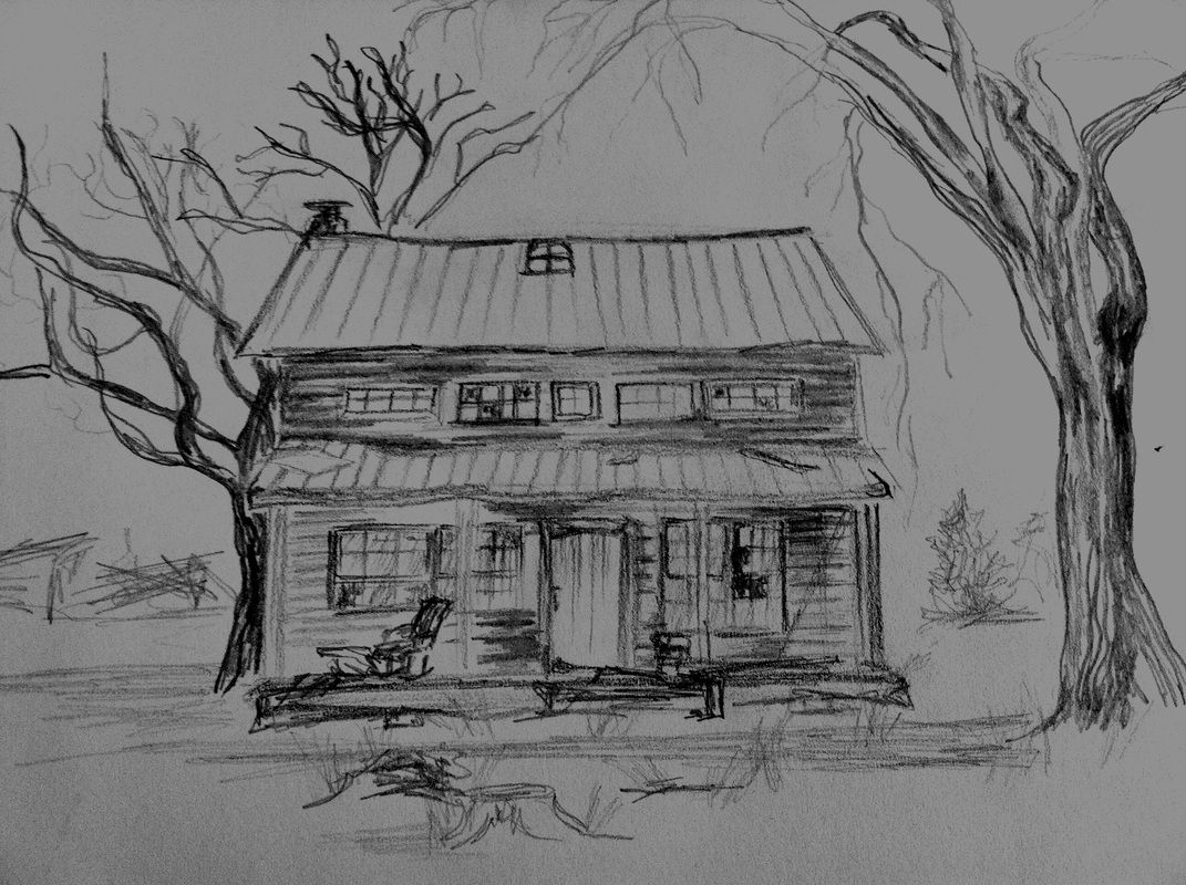 Image result for boo radley house | school in 2019 | Drawing