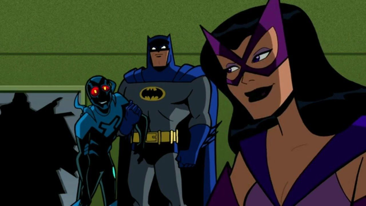 James Tucker S Top 13 Batman The Brave And The Bold Episodes
