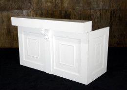 Formal White Bar 6′