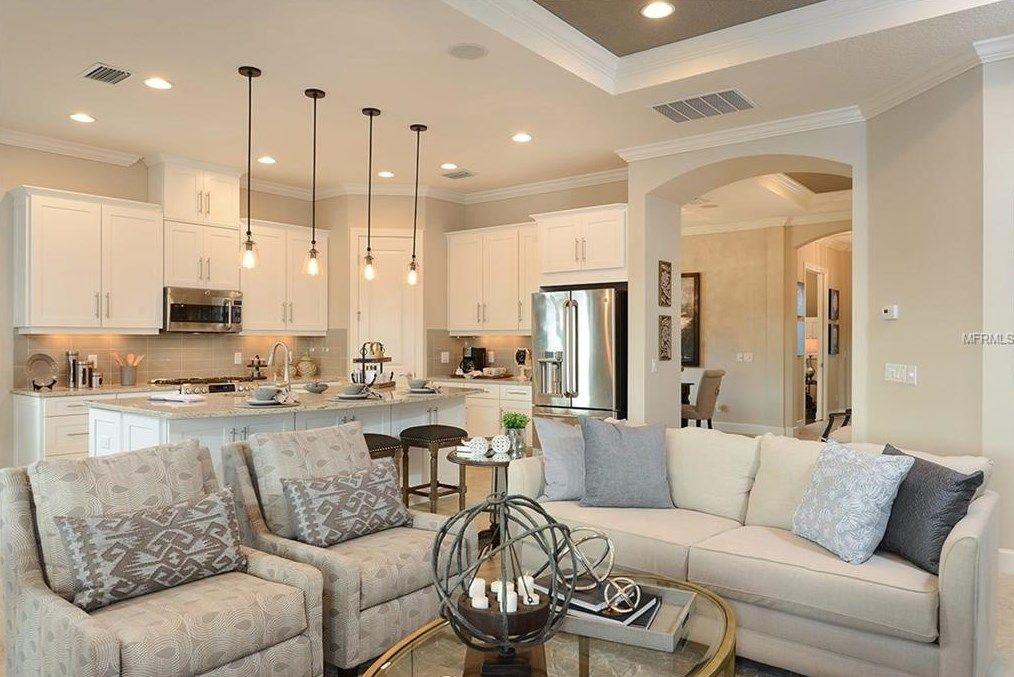 8716 Amaretto Ave Sarasota Fl 34238 Mls A4182236 Coldwell Banker Florida Home Living Room Designs Sarasota