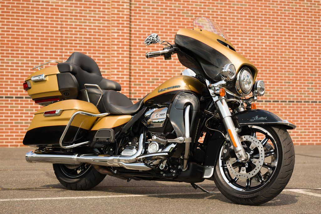 2017 Harley Davidson Electra Glide Ultra Classic Limited Low Lo