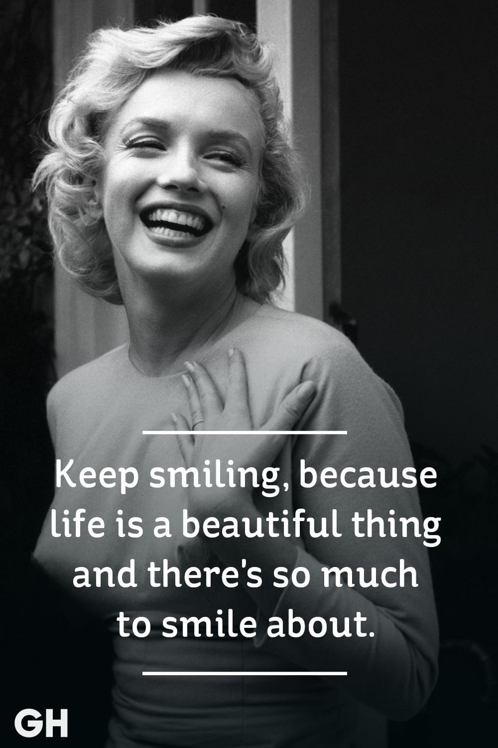 27 of Marilyn Monroe's Most Beautiful Quotes on Love, Life