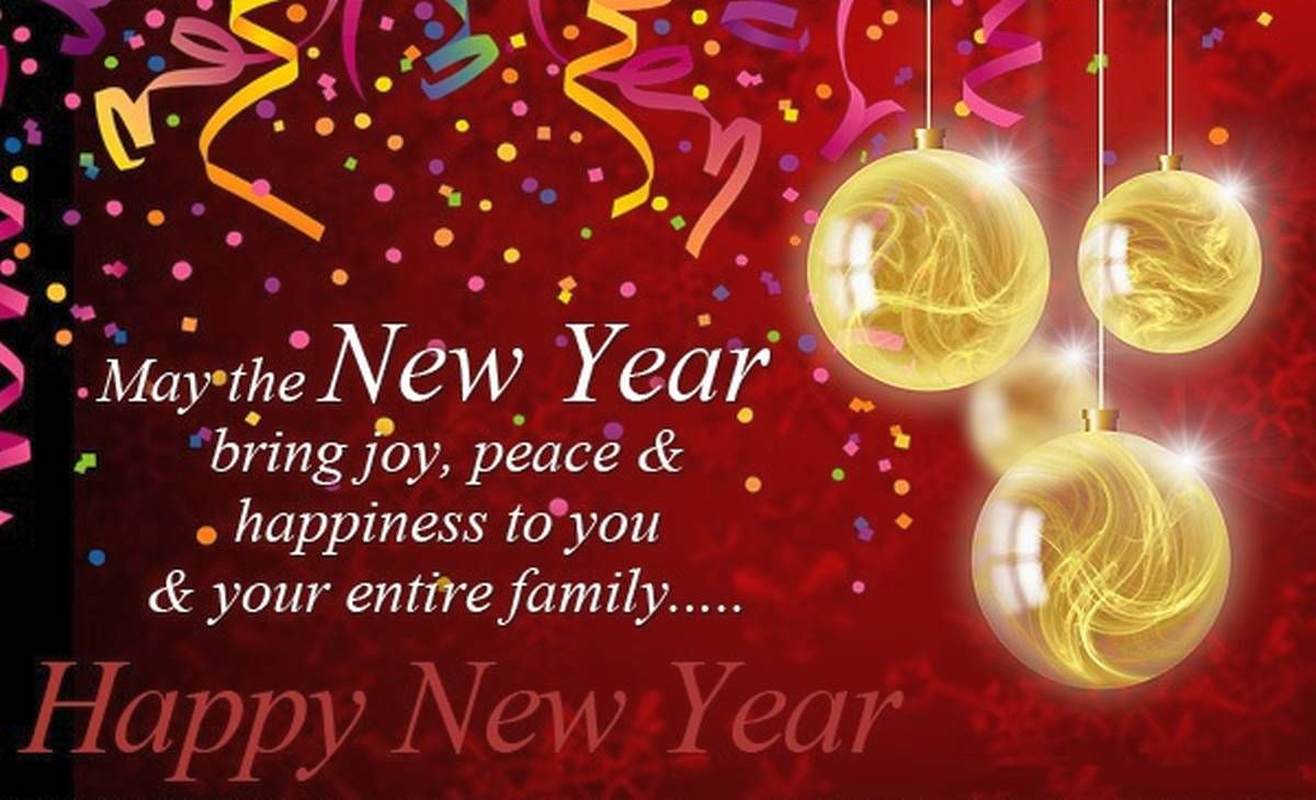 best New Year Message 2016 Bible image collection