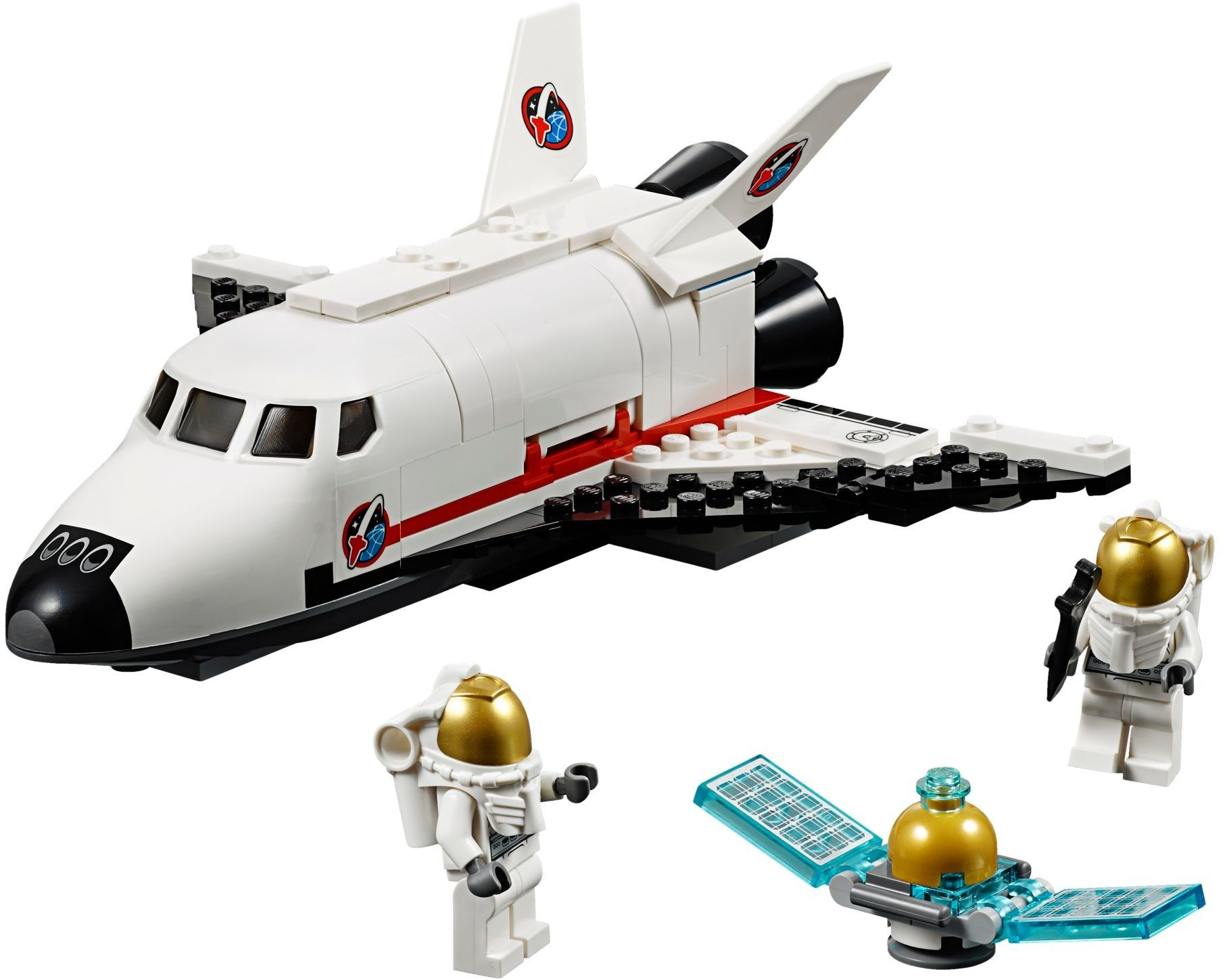 60078 1 Utility Shuttle With Images Lego City Space Lego City City Utilities