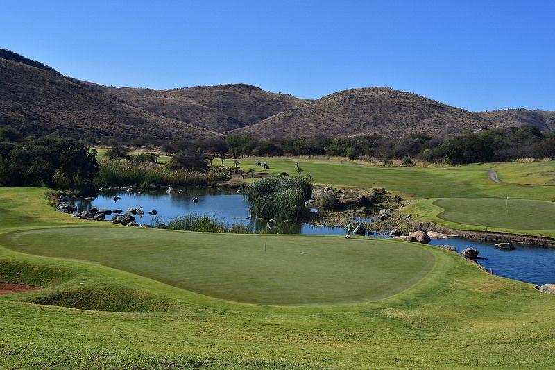 Sun City Golf Course Sun City North West South Africa City