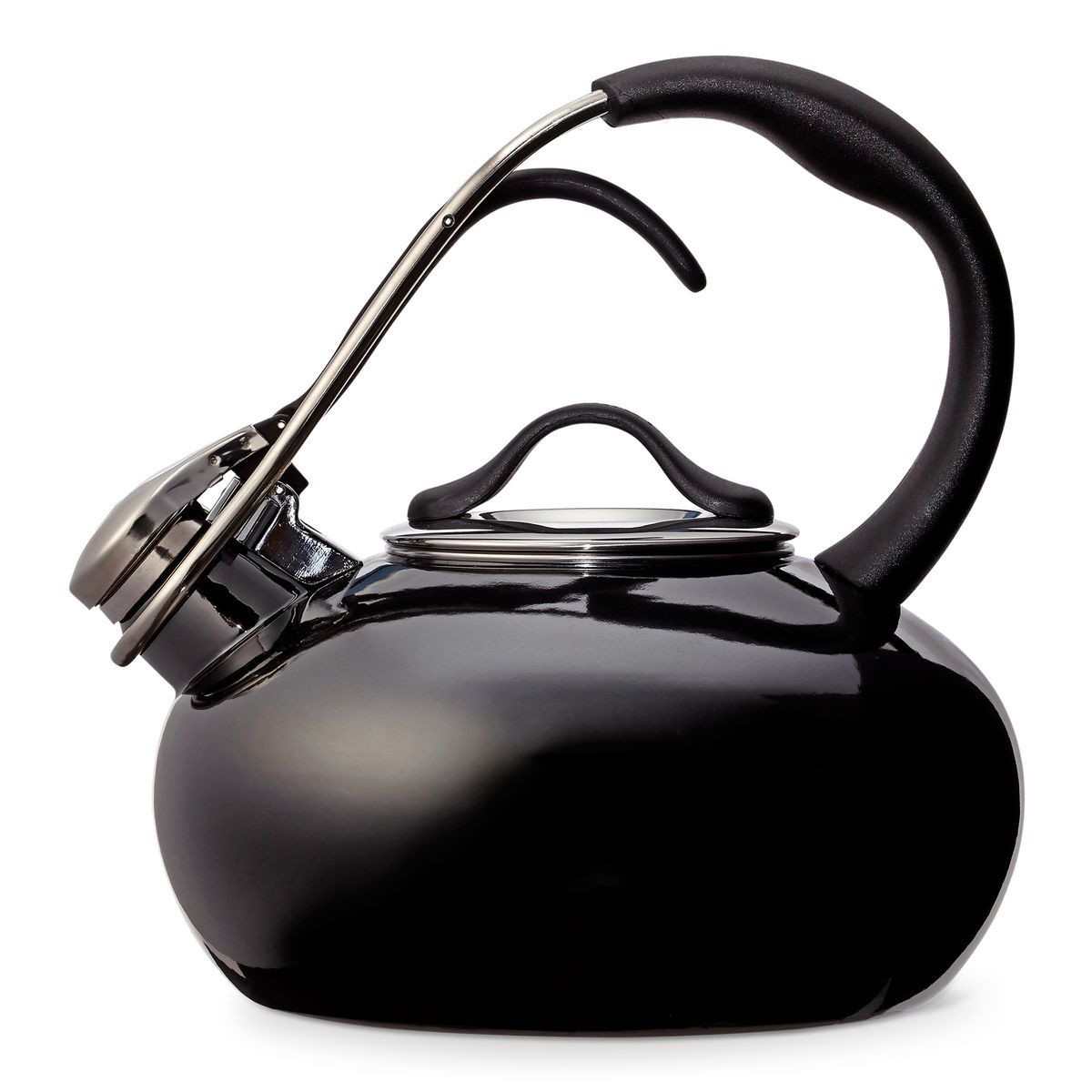 Functional and attractive, this great kettle lives up to your expectations from the moment you pick it up.