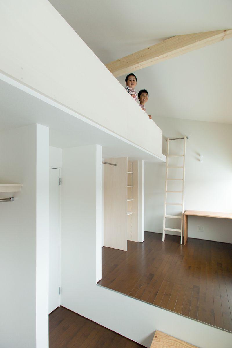 スベリ台のある家 Atelier Casa 北海道札幌の一級建築士事務所アトリエカーサ 家 建築士 一級建築士