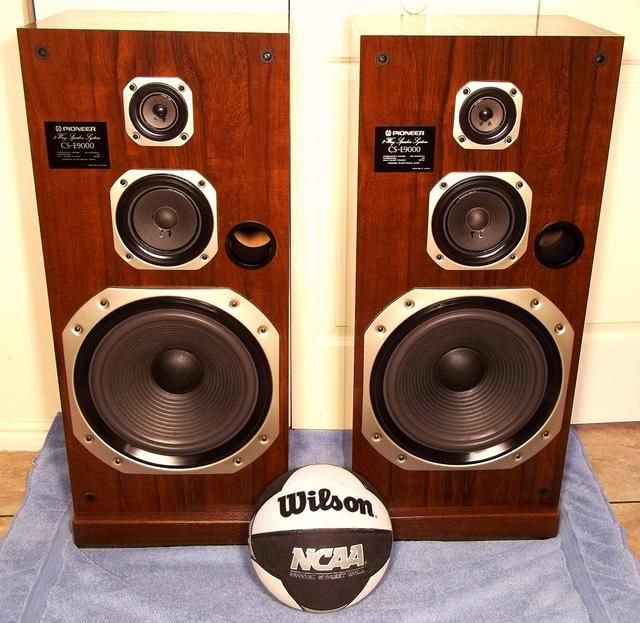 pioneer floor speakers cs. pioneer cs-e9000 floor speakers cs 0
