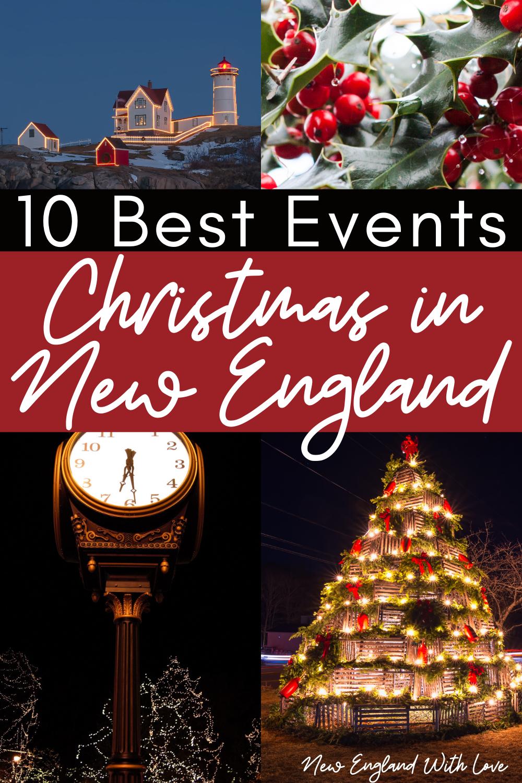 Christmas 2021 In England 10 Merriest Memory Making Christmas Celebrations In New England In 2021 Christmas In England Christmas Experiences New England