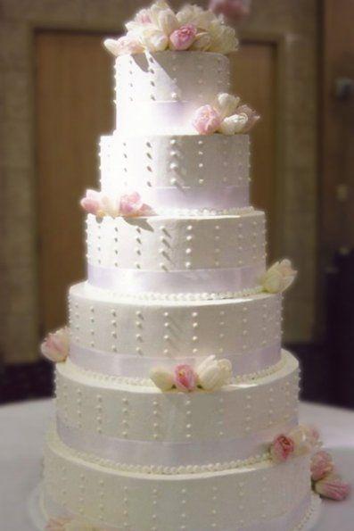 Dotted Icing (No fondant) | Beach wedding cake | Pinterest | Wedding ...