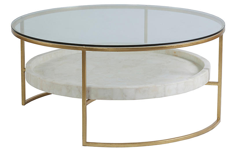 Cumulus Round Coffee Table White Gold Artistica Round Coffee Table Iron Coffee Table Coffee Table Design