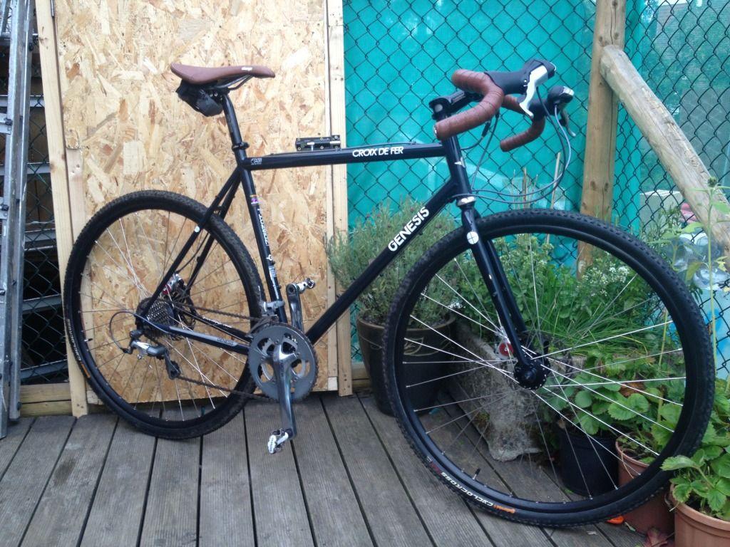 Fs Brand New Genesis Croix De Fer Cross Bike Fahrrad