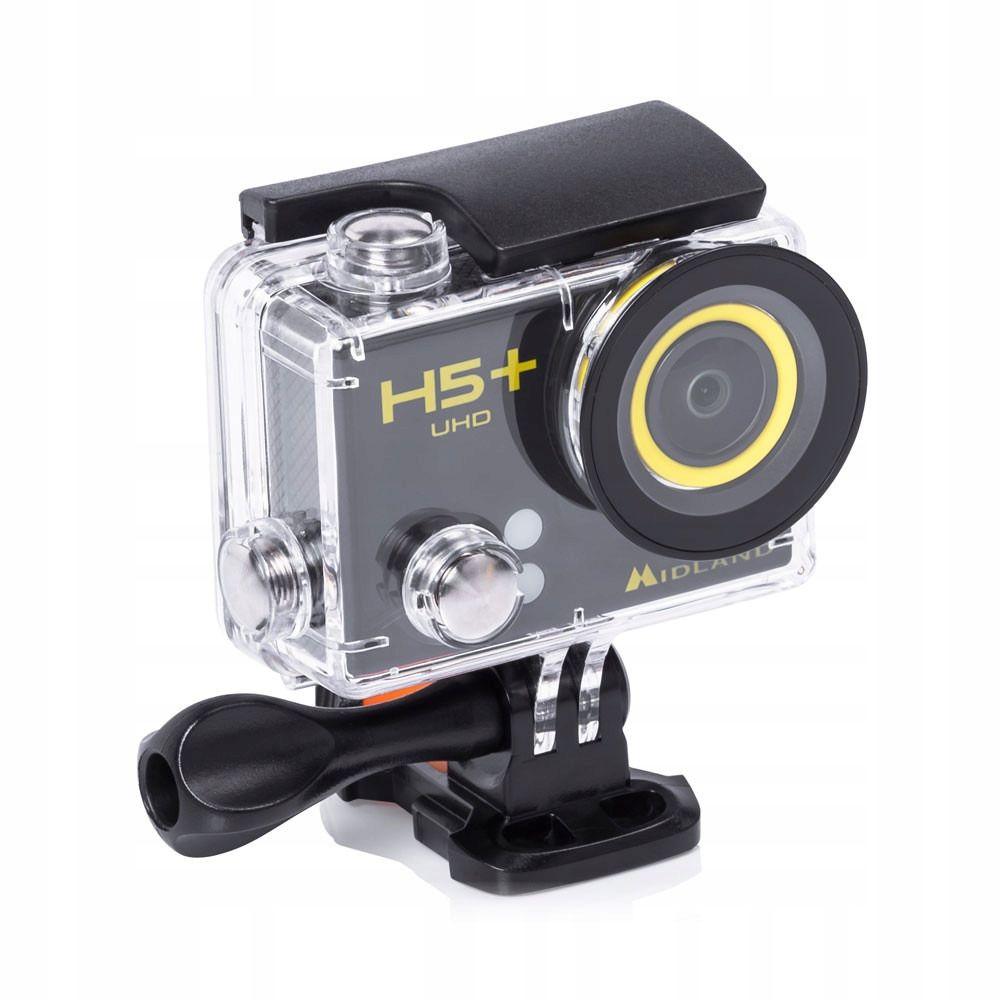 Kamera Sportowa Midland H5 Super Gratis 12mp 4k Midland Electronic Products Graphic Card