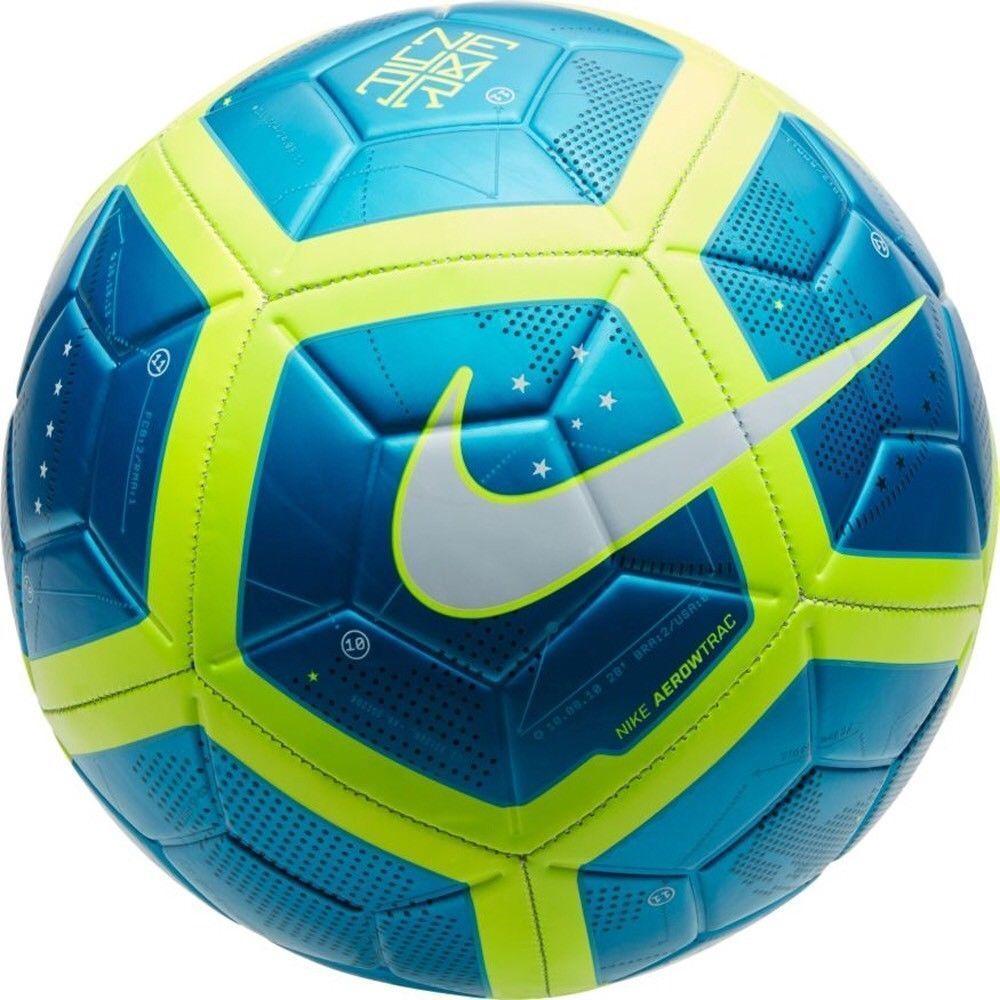 Nike Strike Nymr Neymar Size 5 Blue Orbit Soccer Ball 2017 Football Nike Balls Soccer Ball Soccer Balls Soccer