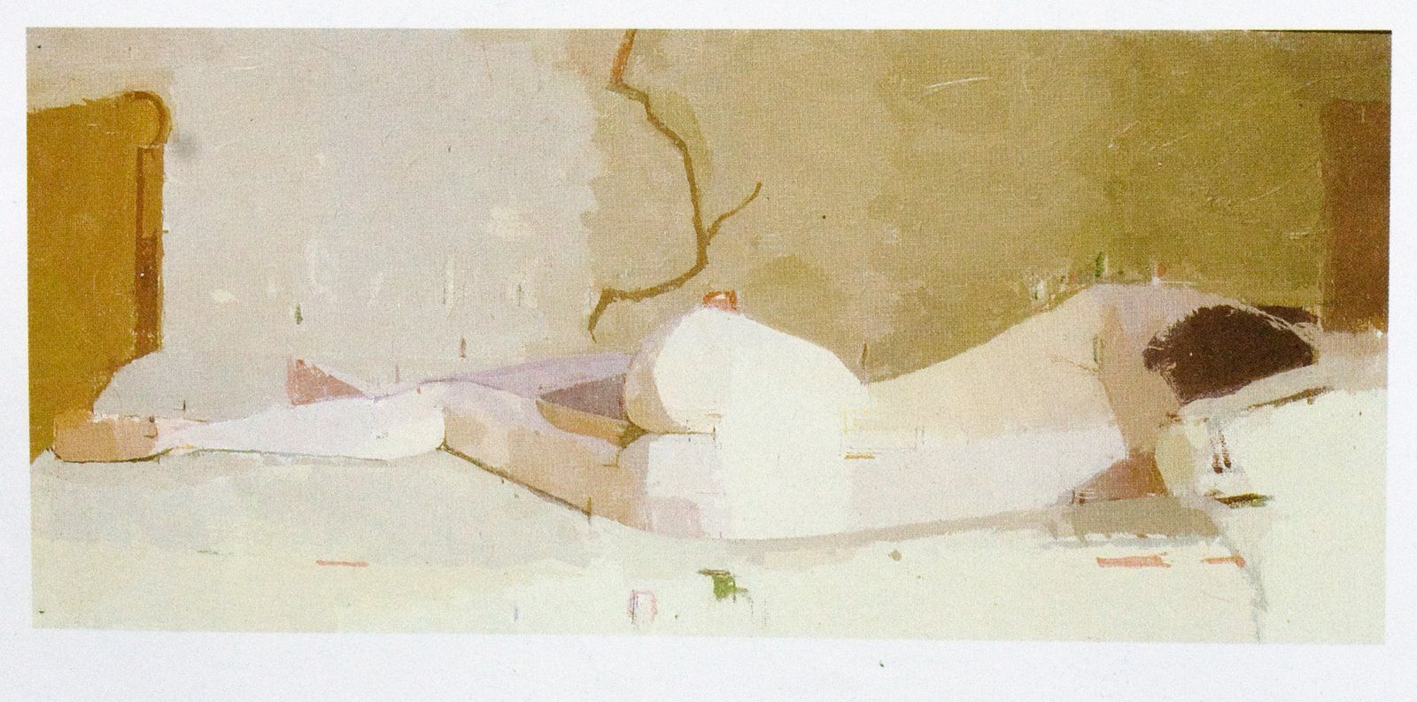 Euan Uglow Paintings Figurative And Figure Painting