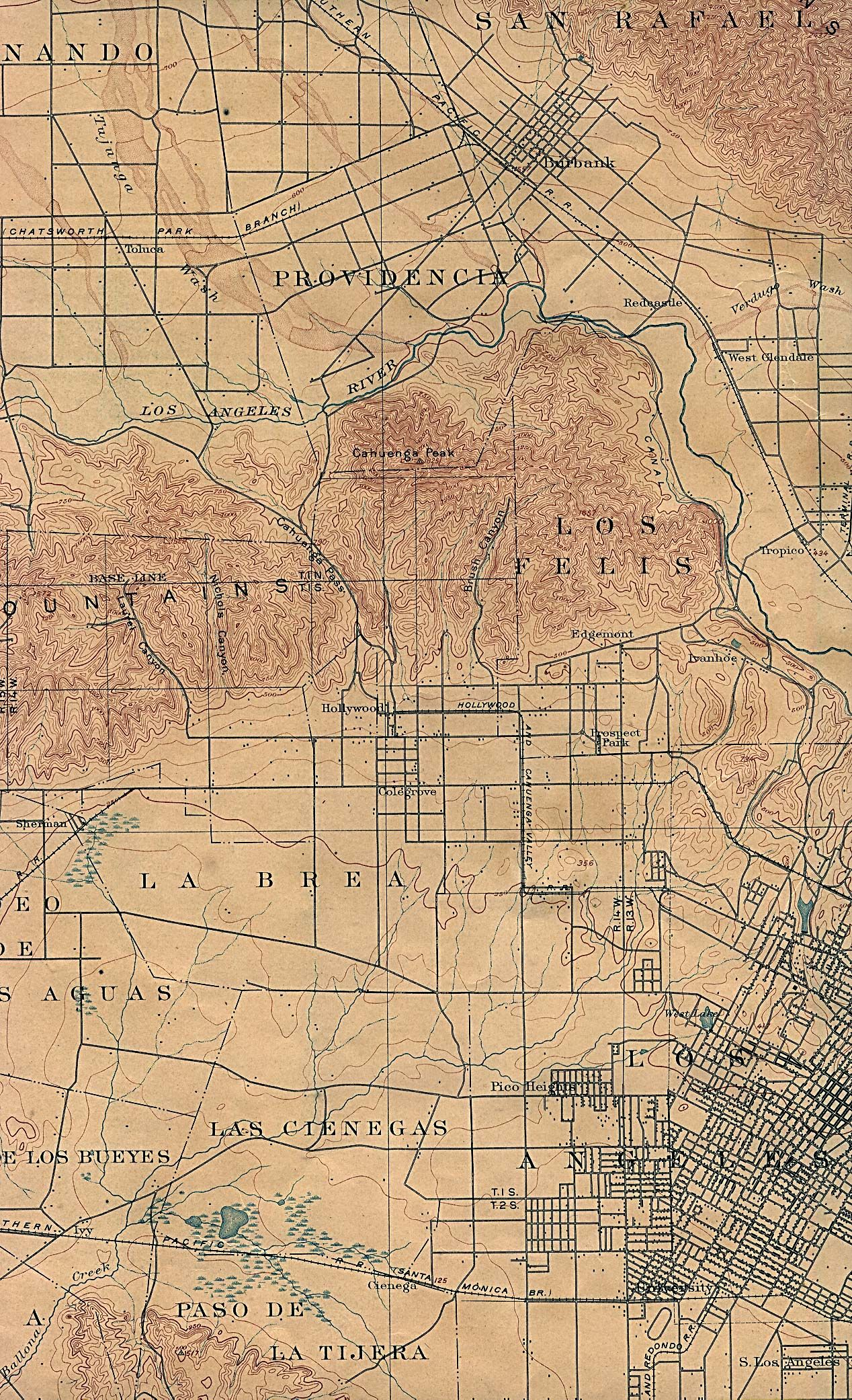 Old Documents Google Search Los Angeles Map Los Angeles Angel