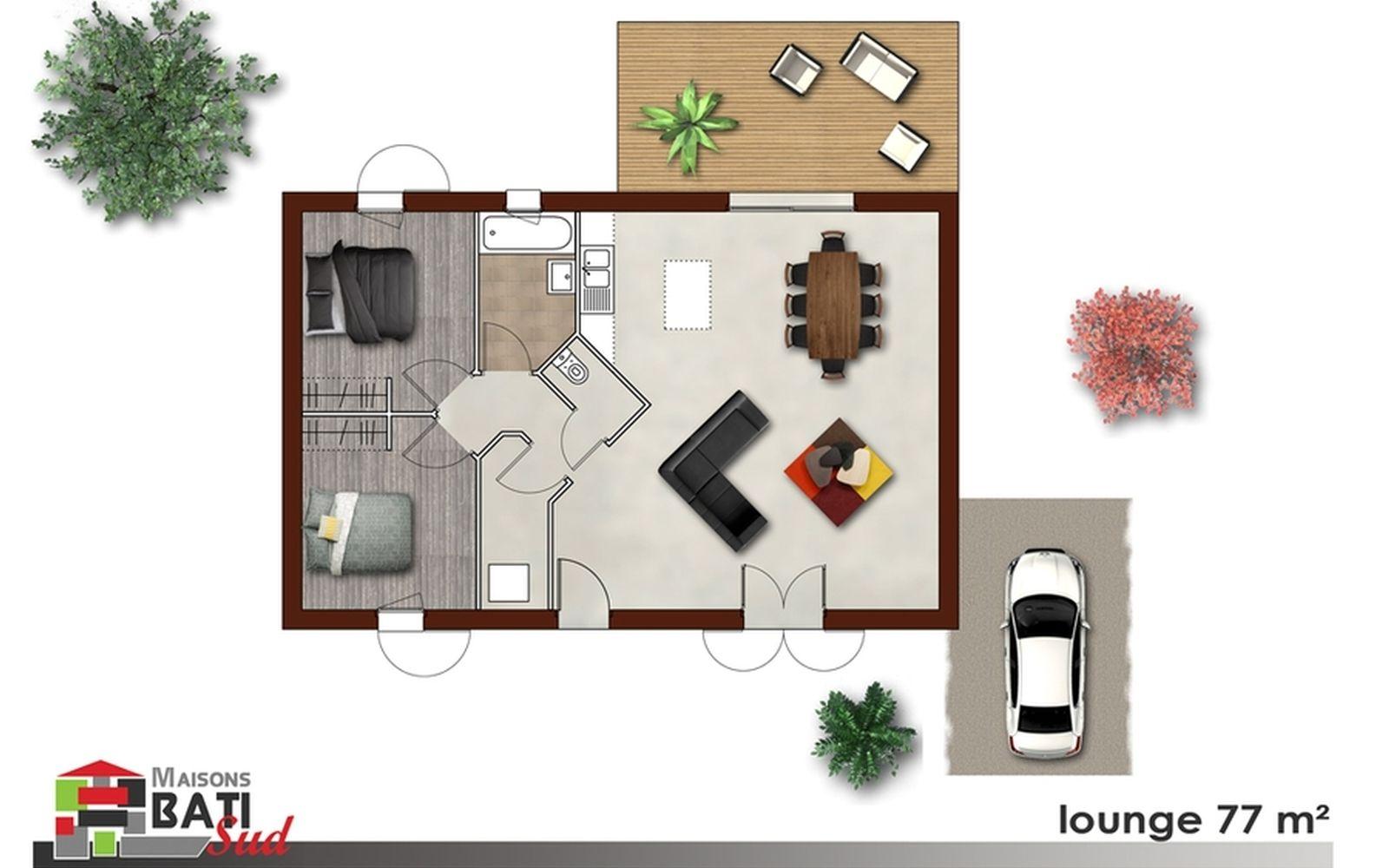 Epingle Sur Plans Petites Maison Sympas