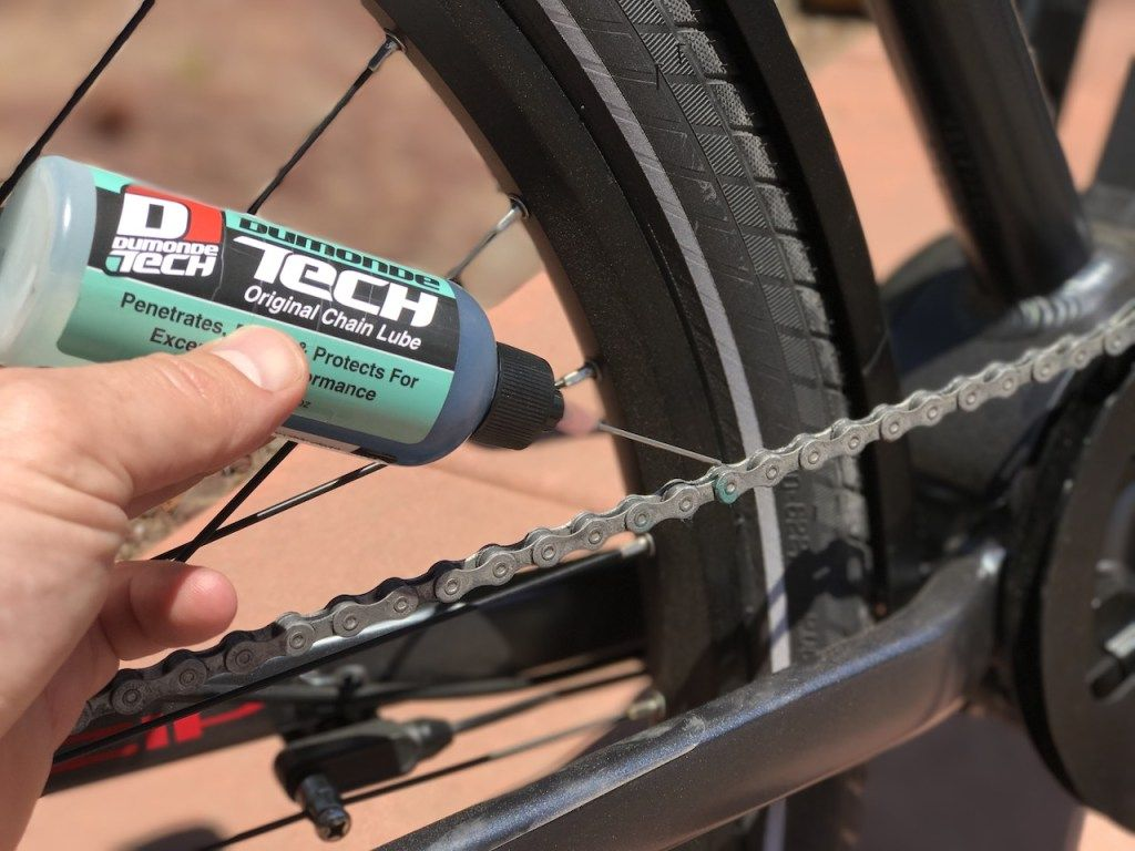 How To Properly Clean Lube Your Electric Bike Chain Video