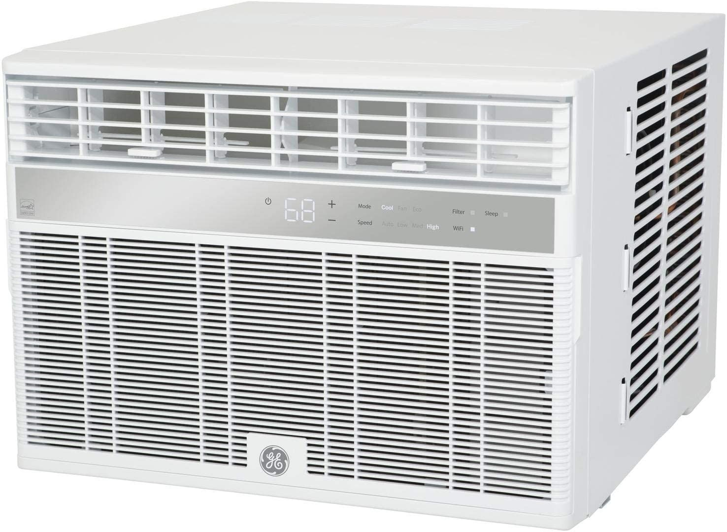 GE AHY08LZ Smart Window Air Conditioner with 8000 BTU