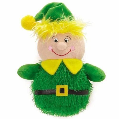 Grriggles North Pole Shaggle Dog Toy - Elf  2e8d32e323d6
