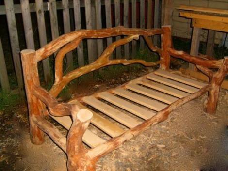 Muebles rusticos de madera buscar con google muebles for Sillones rusticos de madera