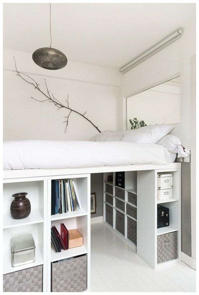 60 decoration ideas for your dorm or small rooms 48 #decoration #ideas #rooms #s…